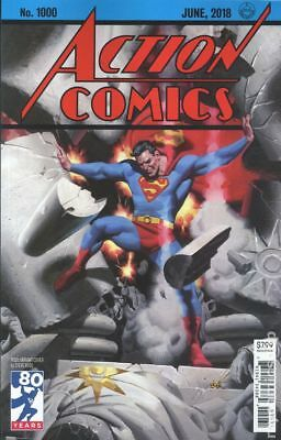 Action Comics (3rd Series) #1000 2018 Rude 1930s Variant VF Stock Image