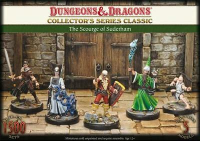 GF9 Dungeons & Dragons - Collector's Series Miniatur Scourge of Suderham Box SW
