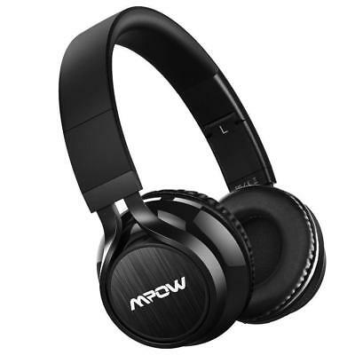 Mpow Thor Bluetooth Headphones On Ear, 40mm Driver Wireless Headset Foldable