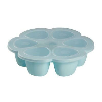 Multiportions silicone 6 x 150 ml blue