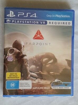 Farpoint PlayStation 4 (PS4) (VR Required)