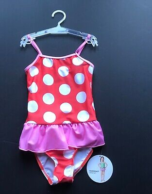 Bnwt Child's Toddler Girls Swimming Costume,Outfit,Age 4 Years,Swim Suit.