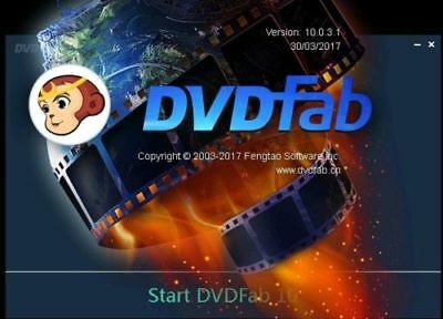 DVDFab All-In-One 10 (X 86/ X 64 WINDOWS), instant delivery, READ DESCRIPTION