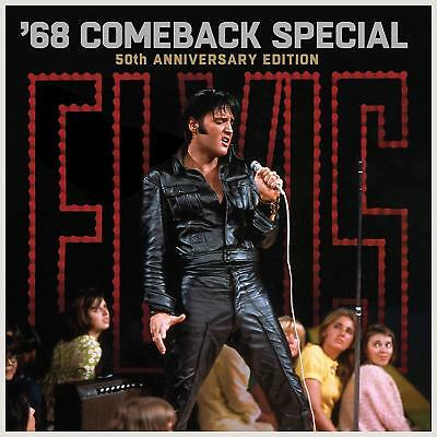 Elvis Presley - 68 Comeback Special - 50th Anniversary Edition box - NEW!