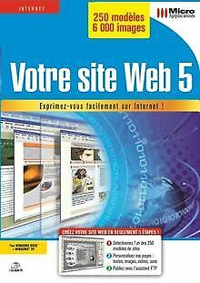 Votre Site Web 5 von Micro-application | Software | Zustand sehr gut