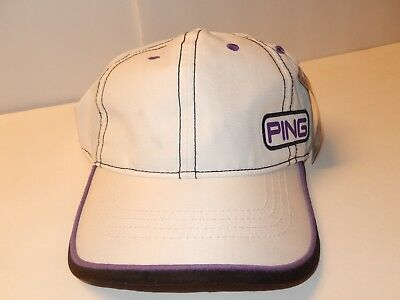 f46dadd1207 NEW NWT PING Navy Royal Adjustable Golf Hat Cap -  17.99