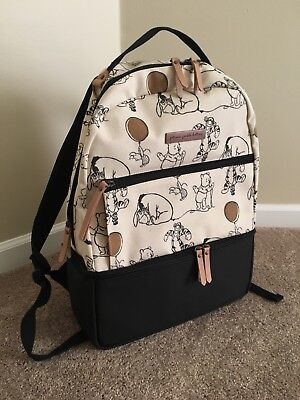 "499950527a8 Petunia Pickle Bottom x Disney Baby ""Winnie the Pooh and Friends"" Axis  Backpack"