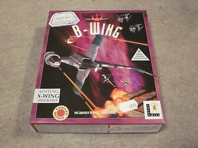 IBM PC Star Wars B-Wing - The X-Wing expansion box