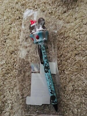 Disney Parks Mickey Mouse Cupcake Novelty Pen Brand New