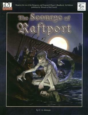 Monkey God d20 RPG Scourge of Raftport, The SC NM