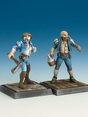 Freebooter Freebooter's Fate 30mm Marines Pack MINT