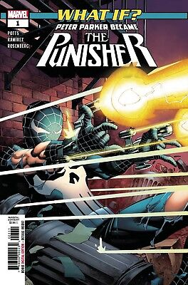What If? Punisher #1 Marvel Comics Near Mint