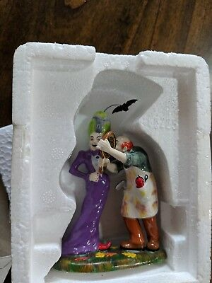 Dept 56 Snow Village Halloween Bats In the Belfy #56.54703