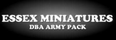 Essex DBA V2 Book 3 15mm Middle Anglo-Saxon Army Pack - 617-700 AD Pack MINT