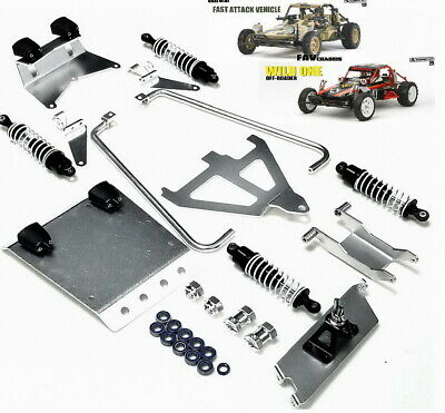 aluminum option parts /Truck tires/shocks  for TAMIYA WILD ONE/FAST ATTACK