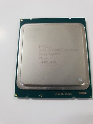Intel Xeon E5-2650 V2  8  CORE Processor  20M Cache, 2.60 GHz SR1A8- Full War