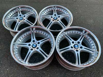 WOW -Stunning RARE set of SSR GT3 3pce 19 inch rims being restored to perfection