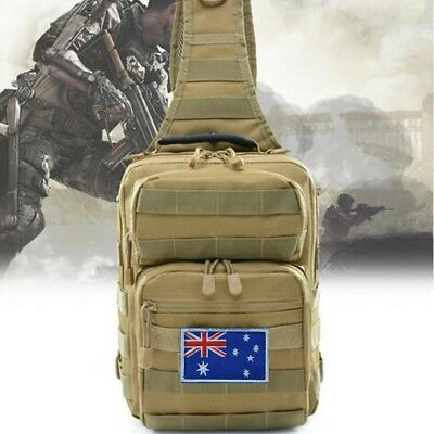 Men Shoulder Bag Messenger Bags Hamburg Chest Pack Military Tactical Bag Hiking
