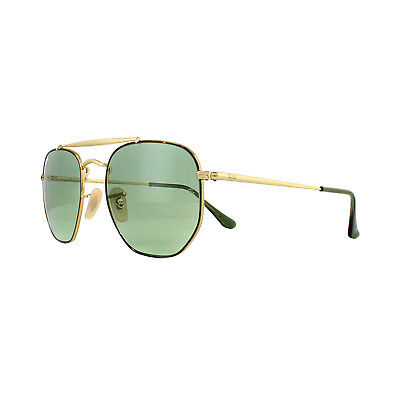 d5367412c7 Ray-Ban Sunglasses Marshal 3648 91034M Tortoise Gold Green Gradient