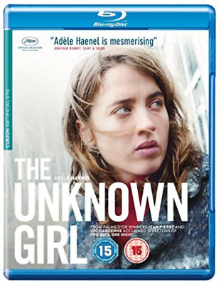 The Unknown Girl Bluray (UK IMPORT) BLU-RAY NEW