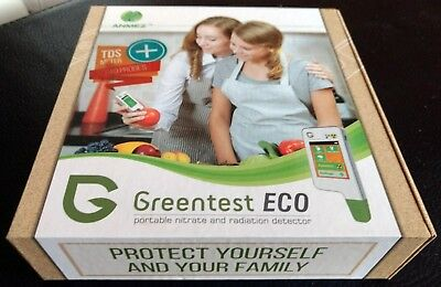 Greentest Eco 5 - Brand NEW, never used, nitrate, radiation and water tester