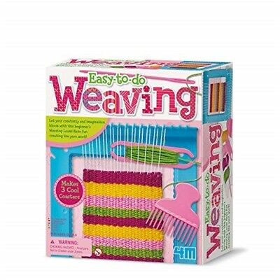 4m Webstuhl - Weaving Loom Craft Distraction