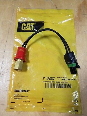 Genuine CAT A/C Pressure Switch for CT660 On-Highway Trucks - 379-1304