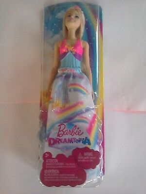Barbie Dreamtopia Princess Doll By Mattel Age 3+