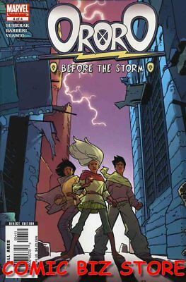 Ororo: Before The Storm #4 (2005) 1St Printing Bagged & Boarded Marvel