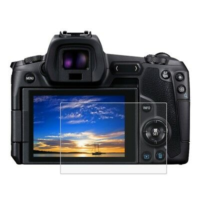 Glass Screen Protector for Canon EOS R 2D 9H Tempered Ultra Thin