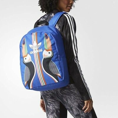 5991fd3aeb5d Adidas Orignals X The Farm Tukana Backpack Rare Deadstock Bag BNWT LTD  Edition