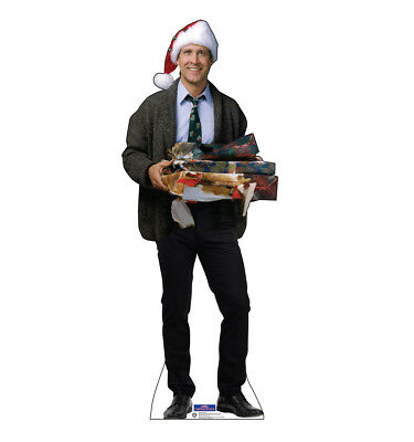 CLARK GRISWOLD Christmas Vacation CARDBOARD CUTOUT Standup Standee Poster 2652