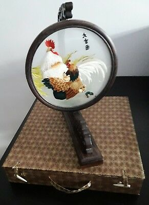 Arte Chino, El Año Del Gallo / Chinese Art , The Year Of The Rooster