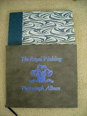 The Royal Wedding Photograph Album of Diana & Charles by Easton Press Hard Cover