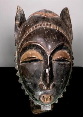 Old Tribal Yohure  Mask    ----  Coted'Ivoire