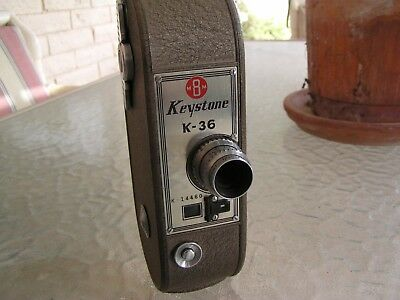 Rare Keystone Model K-36  Near Mint Condition 1950 Date Of Manufacture