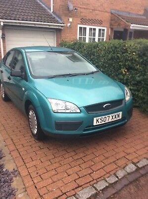 Ford Focus 1.6 diesel studio