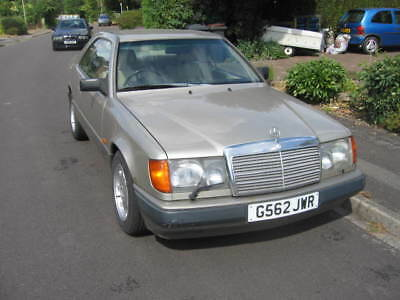 Mercedes 300 CE W124 Coupe