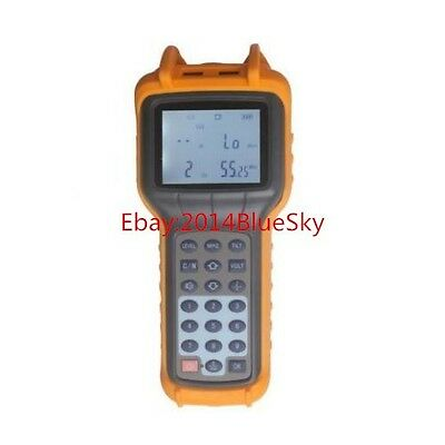 CATV TV Signal Level Meter Tester  A/V C/N Average Power Trunk Voltage RY-S110