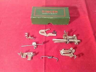 Vintage Singer Sewing Machine Tools Parts & Bits And Pieces