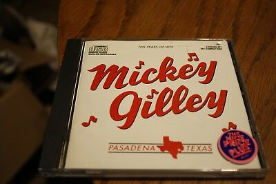 Mickey Gilley  10 Years of Hits