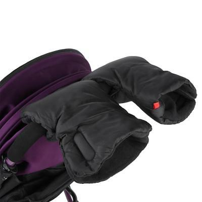 Winter Baby Stroller Gloves Waterproof Pram Warm Soft Glove for Outdoor Trolleys