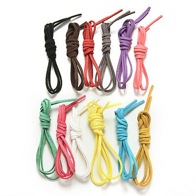 3x Flat Real Suede Leather Cord Lace Thong Jewellery Making String Craft 1M B Hf