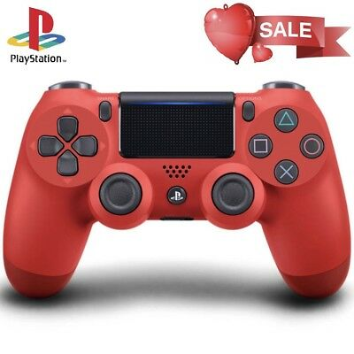SONY PlayStation 4 Dualshock Wireless Controller-Magma Red Valentine's Day Sale