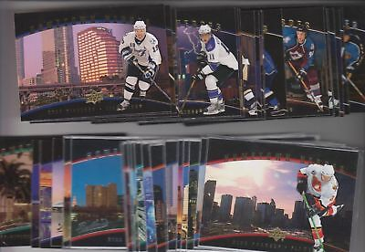 2006-07 Upper Deck Hometown Heroes Hockey Cards (HH29-HH56) Pick From List