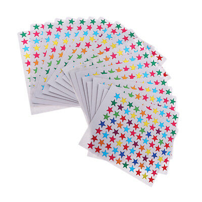Thousands Star Stickers Waterproof Decoration for Scrapbook Journal Diary