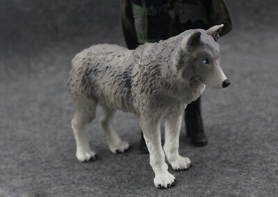 "1/6 Scale Wolf Model Toys Game of Throne For 12""Action Figure Accessories"