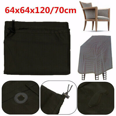 Heavy Duty Waterproof Chair Table Dust Rain Cover For Garden Outdoor Furniture