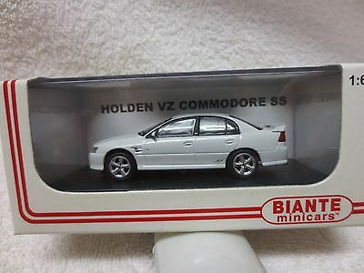 Vz Ss Holden Commodore Sedan Heron White Colour