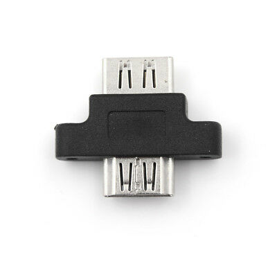 HDMI Female to Female Panel Mount Adapter Coupler Extender for 1080p 3D TV LCD F
